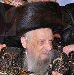 Seret-Vizhnitz Rebbe Rabbi Eliezer Hager
