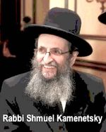 Rabbi Shmuel Kamenetsky 2