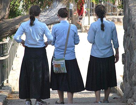 Haredi Teenage Girls