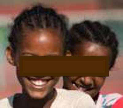 Ethiopian kids cropped