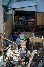 656 Myrtle Brooklyn_wall_collapse 9-3-2015