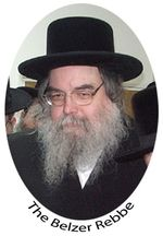 The Belzer Rebbe