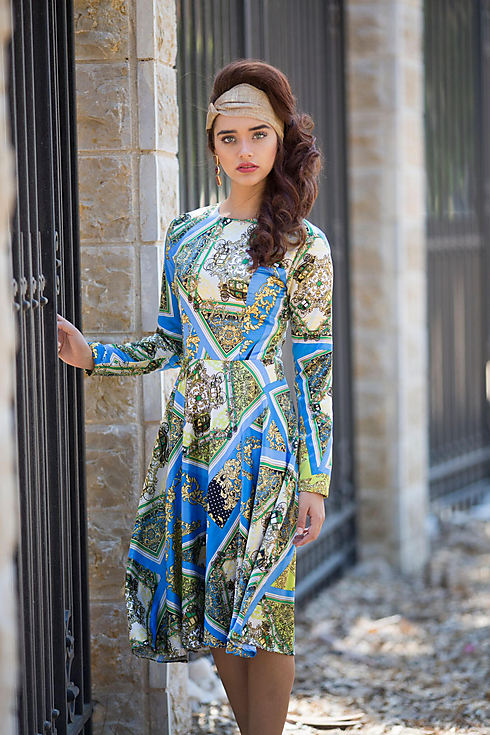 New Fashion Designer Takes Young Israeli Haredi World By Storm Failedmessiah Com