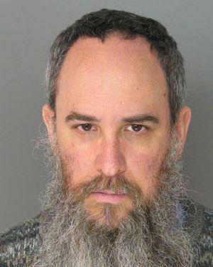 Rabbi Fredrick Martin %22Ephraim%22 Karp mug shot 1-2015