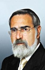 RABBI JONATHAN SACKS
