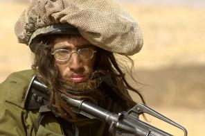IDF haredi soldier beard peyos