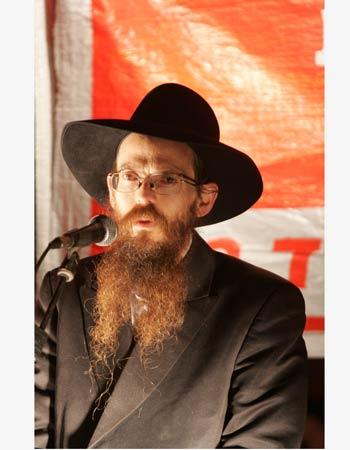 Rabbi Yitzchak Shapira 2