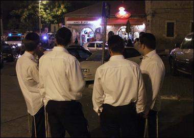 Haredi yeshiva students