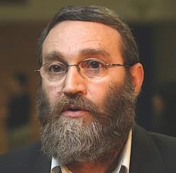 Rabbi Moshe Gafni