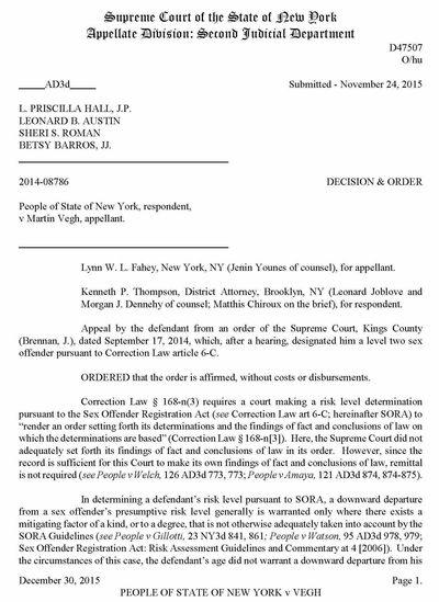 Martin Vegh - Appellate Decision_Page_1