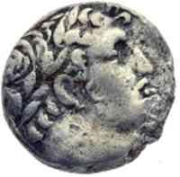 Coin - Melqart God Of Tyre