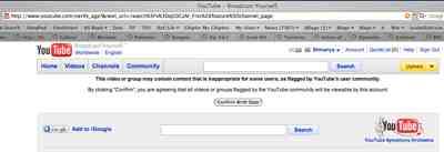 Google Idf Channel Flagged