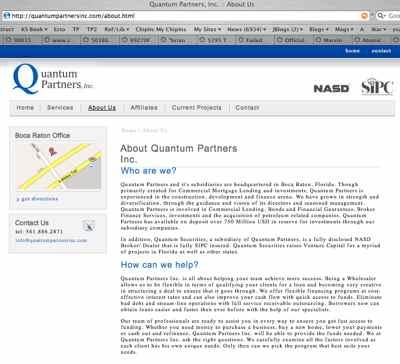 Quantum Partners About