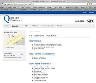 Quantum Partners Services