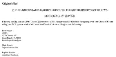 Rubashkin Motion To Delay Appeal Of Bail Denial 5