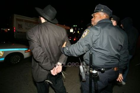 chabad arrest